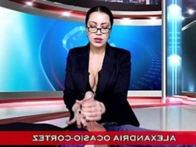 AOCs LIVE Handjob Jerky Sluts Cassandra Cain | fetish  handjob  pov  sluts