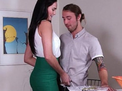 Pornstar Bianca Breeze gagging on hard long dick   cock  dick  gagging  pornstars