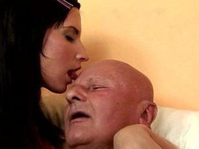 Lucky Grandpa   grandpa