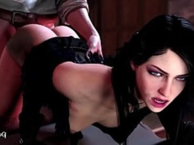 FapZone Yennefer The Witcher | 3d cartoons   animation   hentai