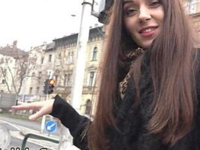 Hot Russian Milf picked up in public | milf  public sex  russian girls