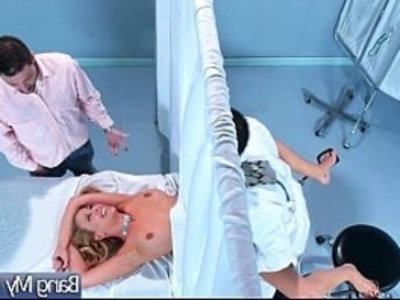 Sex Adventures On Tape Between Doctor And Patient Cherie Deville video | amateur  big tits  boobs  busty  doctor  hardcore  sex tape  tits