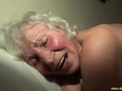 extreme horny years old granny gets fucked | amateur  brutal  chubby girls  deepthroat  doggy  extreme  facials  german girls  gilf  grandma