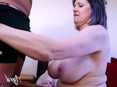 AgedLovE Horny Mature Fucking | anal   blowjob   gilf   hardcore   horny girls   mature   old and young   son and mom