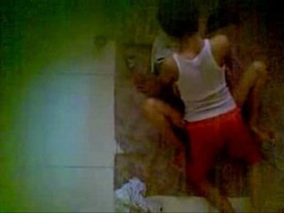Spycam neightboor wearing jilbab having sex on the floor | arabian girls  domination  son and mom