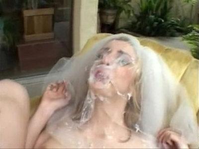Kelly wells, gangbang bride | anal  gangbang