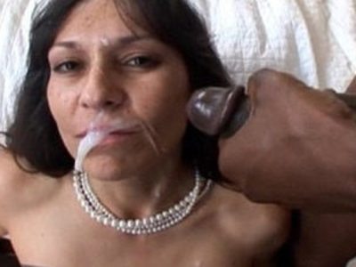 Mature milf bangs black cock gets a big facial in Hot Mom Pussy porn Video | banged   black   black cock   cock   facials   mature   milf   pussy   son and mom