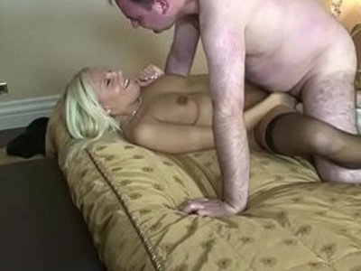 Hot German Escort Fuck old Man in Hotel for Money | escort  german girls  hotel  old and young  old man  young
