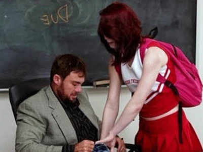 InnocentHigh Redhead Rides Cock   cock  huge cocks  innocent girls  redhead  riding cock  teacher