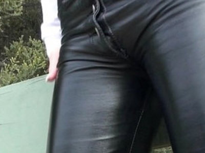 Big titted asian chick in sexy black leather pants | asian girls  black  chicks  leather  panties  sexy girls  titjob