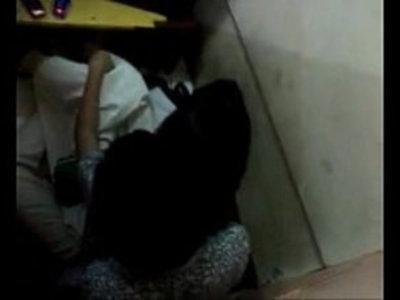 mesum di warnet sma rok putih baju batik | indonesian girls
