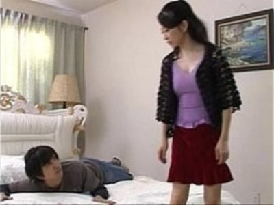 Hot stepmom getting anal fucked hard | cumshots   japanese girls   son and mom   stepmom   tits   woman