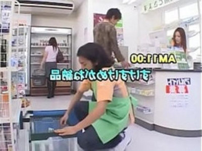 Japanese Act Super Market X Ray Magic Glass | japanese girls  son and mom  weird