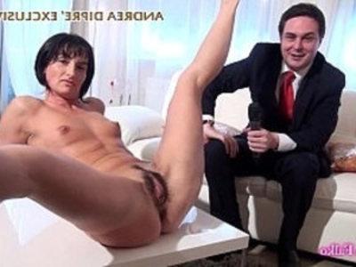 Milf shows her bizarre vagina for Andrea Dipr short version | ass  bizarre  boobs  cunt  milf  pussy  tits  vagina