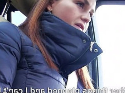Busty teen flash tits and grab your big hard cock in car to stranger | busty   cock   fake taxi   outdoor   stranger   teens   tits
