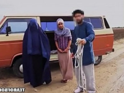 Arab man sells his own daughter | arabian girls  blowjob  daughter  huge cocks  interracial