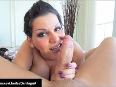 Cuban bbw angelina castro pussy pounded mouth fucked! | ass   bbw   big tits   blowjob   boobs   brunette   chubby girls   cock sucking   cowgirls   cum on tits