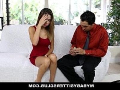 MyBabySittersClub 18 y.o Babysitter Loves Fuck Her Boss   babysitter  bedroom  boss  brunette  cowgirls  cumshots  doggy  facials  hardcore  huge cocks