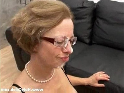 Anal fuck session with mother in law   anal  cumshots  facials  fetish  fisting  gilf  glasses  hardcore  mother