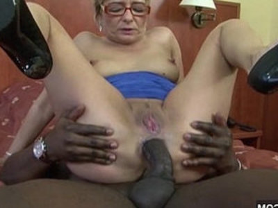 Granny wants to fuck a big black huge cock | black  black cock  gilf  huge cocks