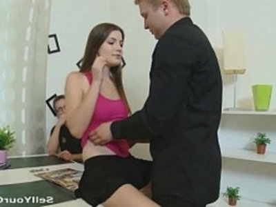 Sell Your GF Girlfriend Zena Little selling business | amateur  blowjob  cumshots  cunnilingus  doggy  girlfriend  hardcore  panties  pussy  shaved pussy