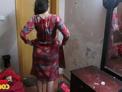 Indian Wife Sonia In Shalwar Suir Strips Naked Hardcore XXX Fuck | amateur   couple   hardcore   horny girls   indian girls   naked   sexy girls   striptease   wife