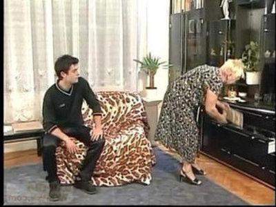 Lonely Grandma Goes All The Way   grandma