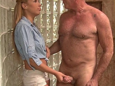 Carmen Caliente Fucked By Her Uncle   old man