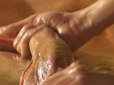 Blonde Massage From Exotic Lands | blonde  exotic sex  massage
