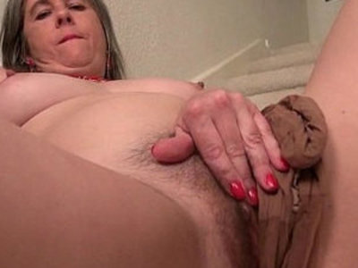 Naughty granny Bossy Rider loves fingering her asshole | ass  ass worship  drilling  fingering  gilf  naughty girls  riding cock
