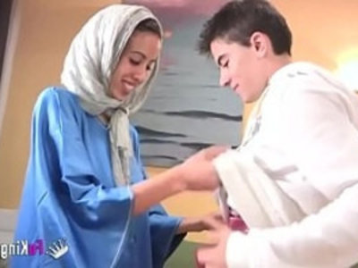 We surprise Jordi by gettin him his first Arab girl! Skinny teen hijab | amateur   arabian girls   blowjob   college   cowgirls   cumshots   doggy   european girls   facials   first time