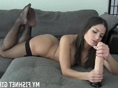 Shoot your cum all over my fishnets joi | jerking  lingerie  masturbation  panties  spandex  sperm