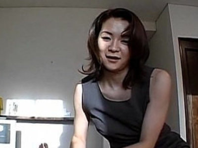 Gorgeous Japanese MiLF in an office suit sucks a big cock before climbing aboard | cock sucking  gorgeous  huge cocks  japanese girls  milf  office