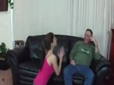 Step Daughter Jerks and Fucks Step Dad on Cam... | daddy  daughter  jerking  stepdad  stepfamily