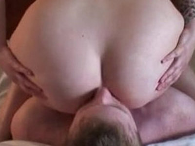 Every Inch of Her Crack is on His Face, Porn fr | facesitting
