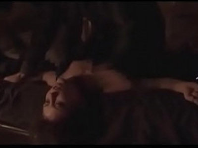 Katharine Isabelle forced sex scene in American Mary | american girls  forced sex