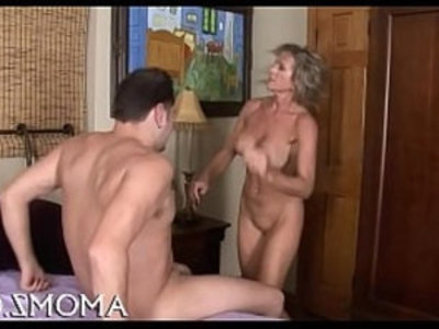 Older chick groans and gets off | chicks  hardcore  mature  milf  old and young